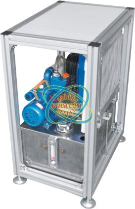Water Chiller For 15kw Induction Heating Machine United