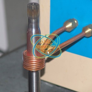 Steel Induction Heat Treatment United Induction Heating