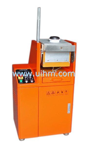 Induction Gold Melting Furnace United Induction Heating