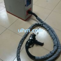 handheld uhf induction heating machine