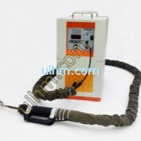 handheld um-20a-uhf induction heating machine