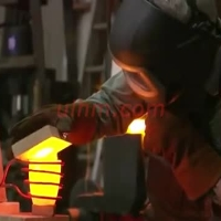 induction heating for TCT knife