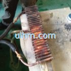 induction annealing copper plate