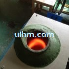 magnesium oxide  acidic furnace for induction melting glass